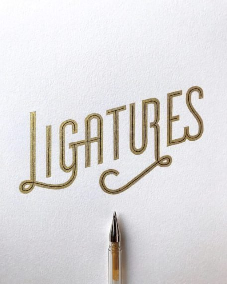 Hand lettering for beginners 2 tutorial -lettering daily