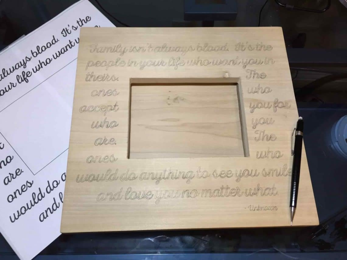 An introduction to Pyrography a.k.a. Woodburning - Lettering Daily