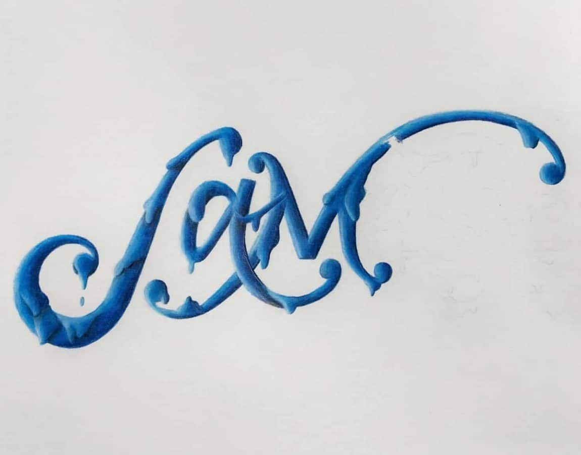 5 AMAZING Hand Lettering Effects That Anyone Can Do | Lettering Daily