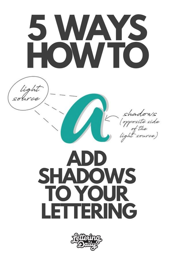 types of shadowing
