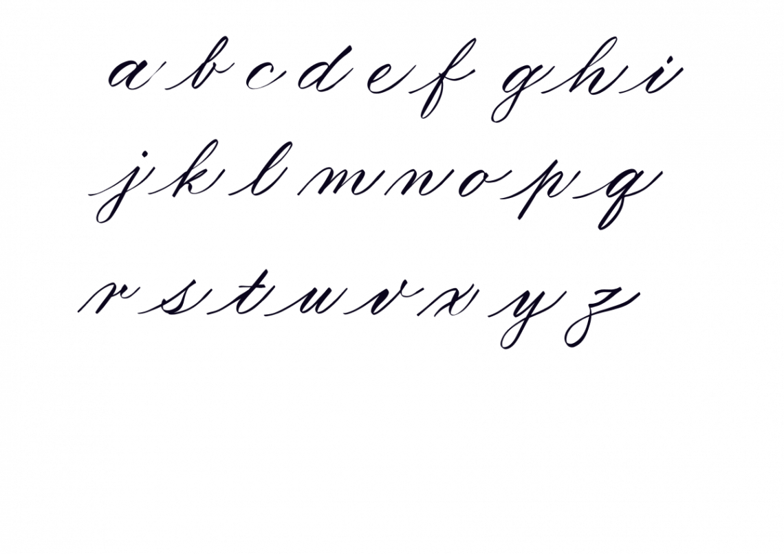 How to get started with dip pen calligraphy - Lettering Daily