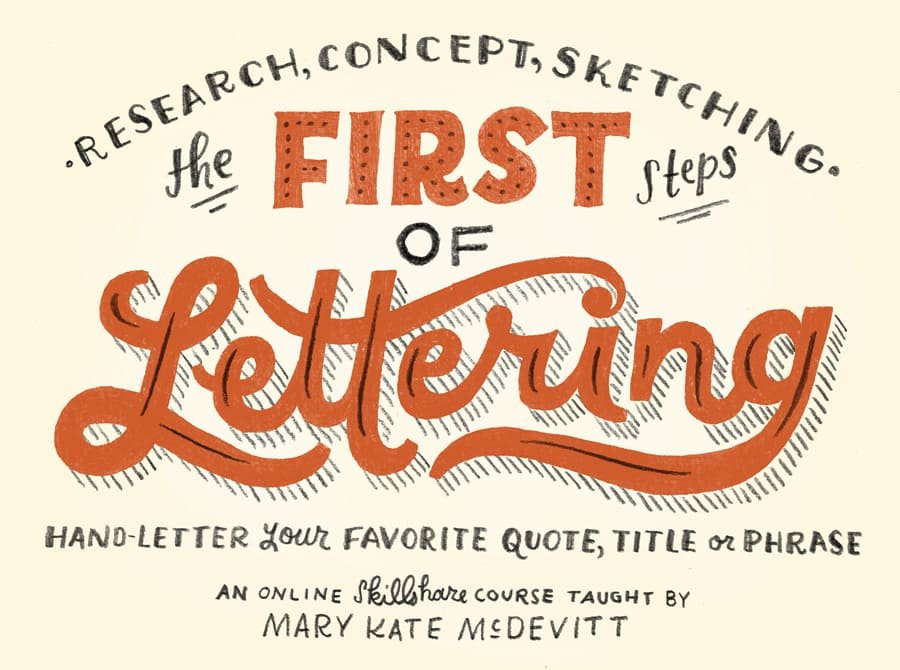 21 OF THE BEST CLASSES FOR LETTERING & CALLIGRAPHY - Lettering Daily