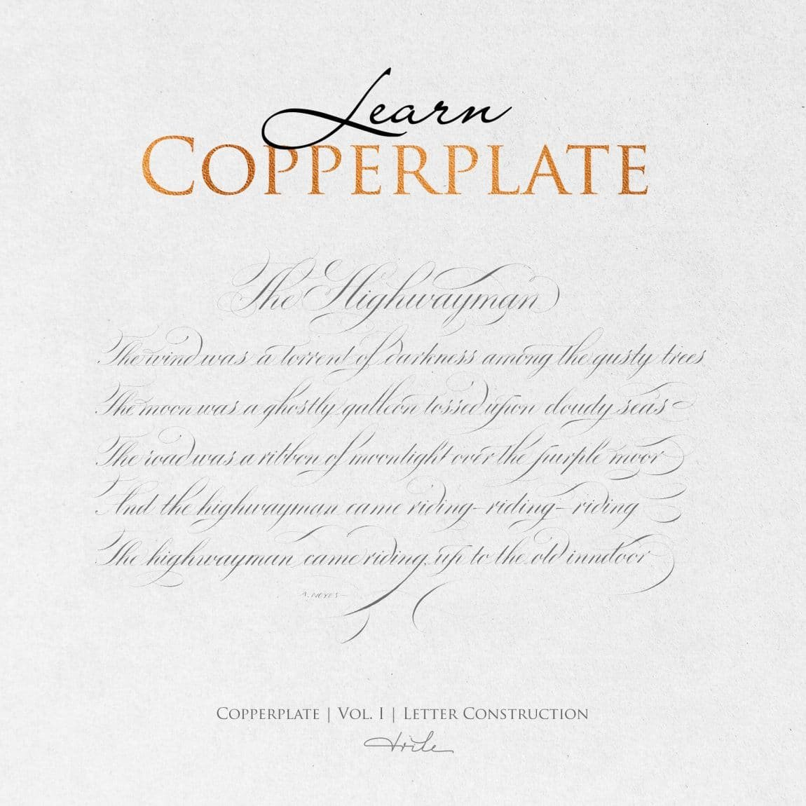 copperplate cover