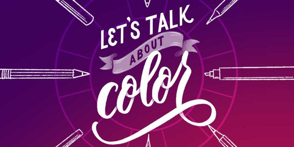 Color your lettering
