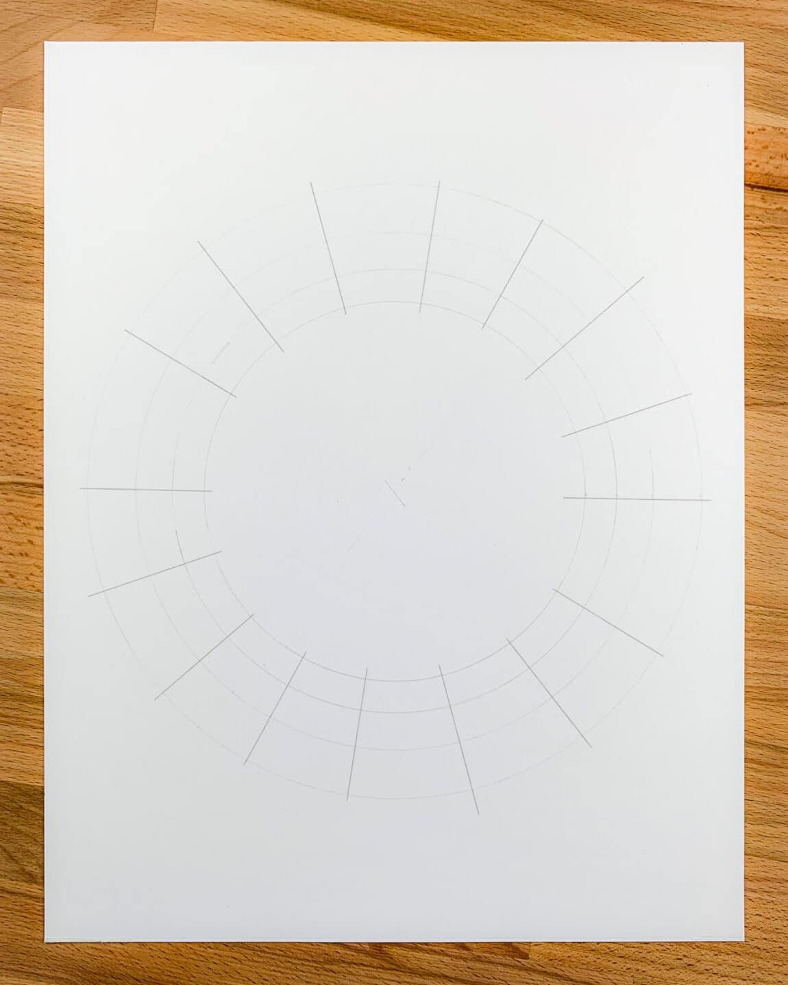 guidelines for the calligram