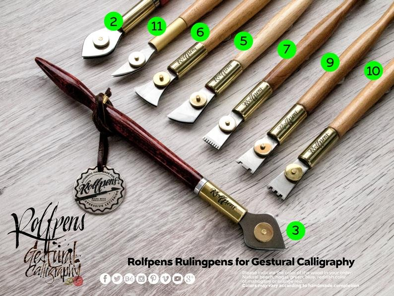 The ULTIMATE gift guide for lettering & calligraphy beginners