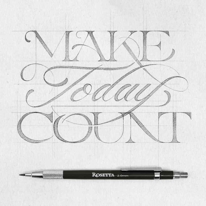 David Soto a.k.a. DOPE - Hand lettering interview, Lettering Daily-min
